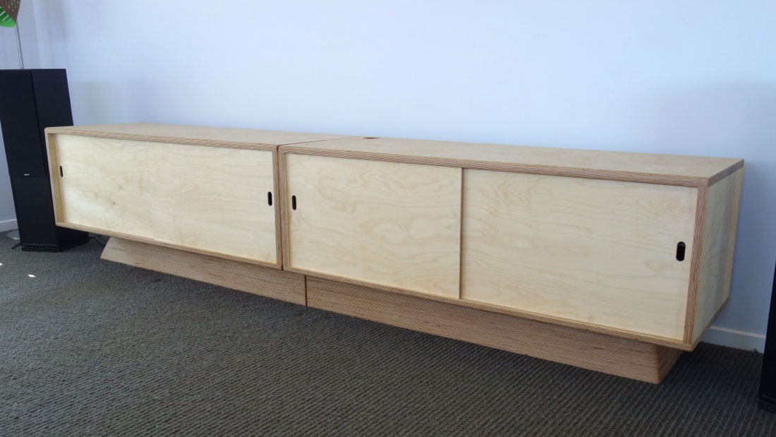 Custom made timber furniture Sydney  Nathaniel Grey