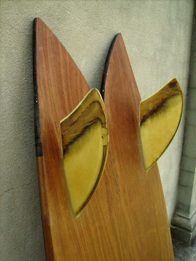 Flextail fin detail