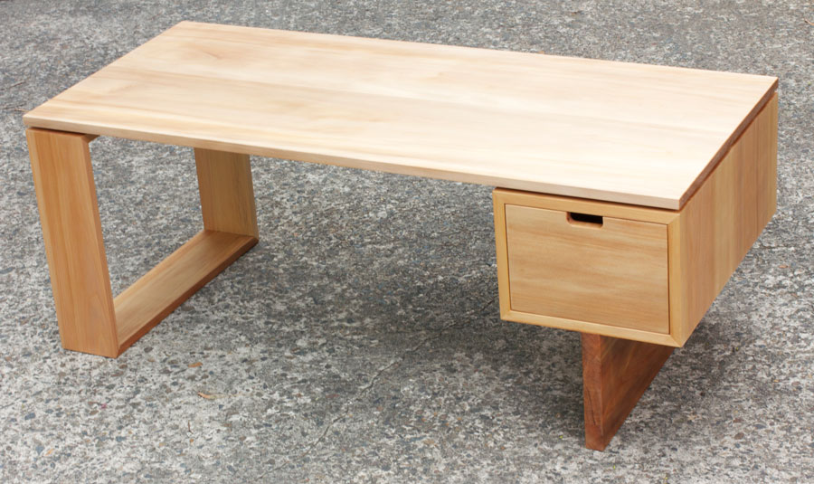 Zephyr's coffee table with drawer